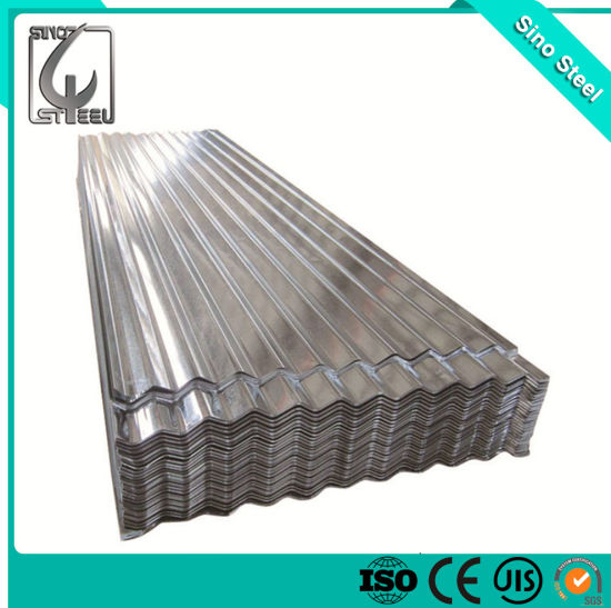 China Lowes Galvanized Corrugated Roofing Sheet Metal
