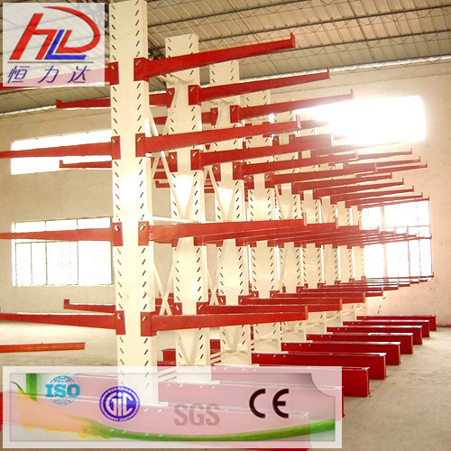 Warehouse Storage Cantilever Sheet Rack pictures & photos