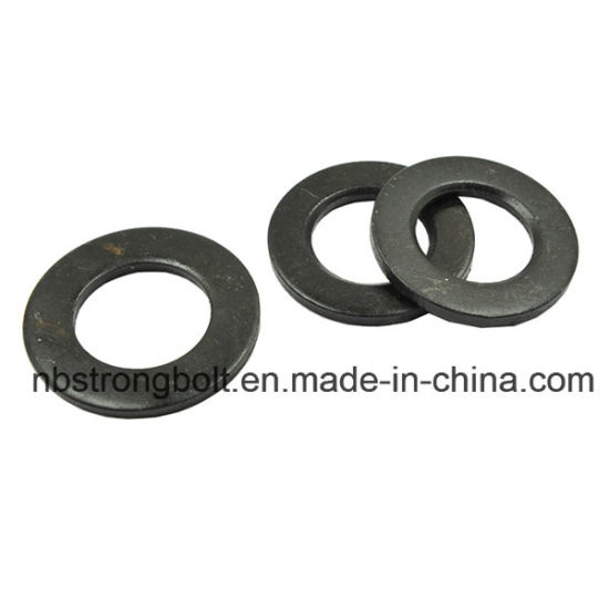 DIN125A DIN125b Flat Washers Carnbon Steel pictures & photos