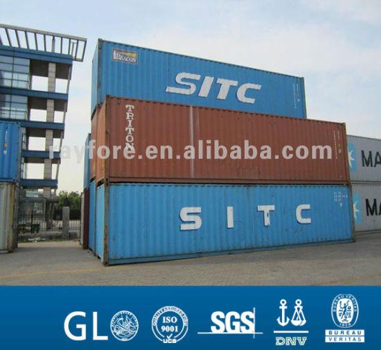 China Various Storage Containers in Qingdao Shanghai Ningbo Tianjin