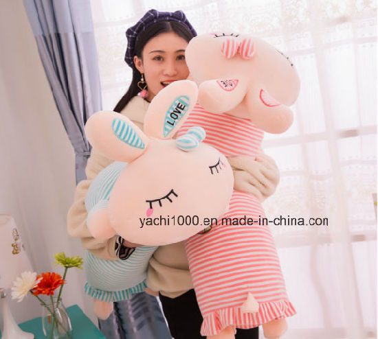 Stuffed Plush Toys Lovely Rabbit Pillow