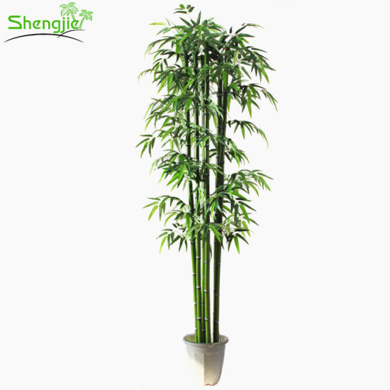 Artificial Plastic Lucky Bamboo Plants