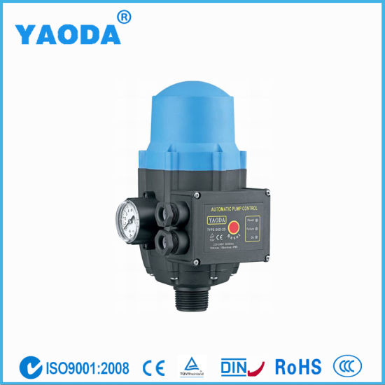 Automatic Pressure Control for Water Pump (SKD-11) pictures & photos