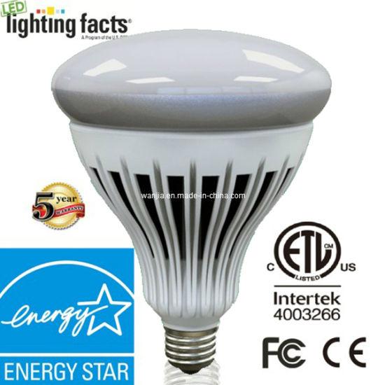 Dimmable ETL Lamp Energy Star Light Br40 LED Bulb