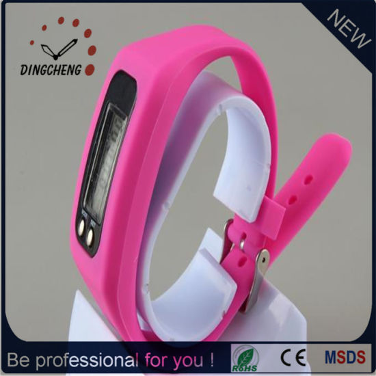 Popular Multifunction Fashion Sport Pedometer Watch pictures & photos