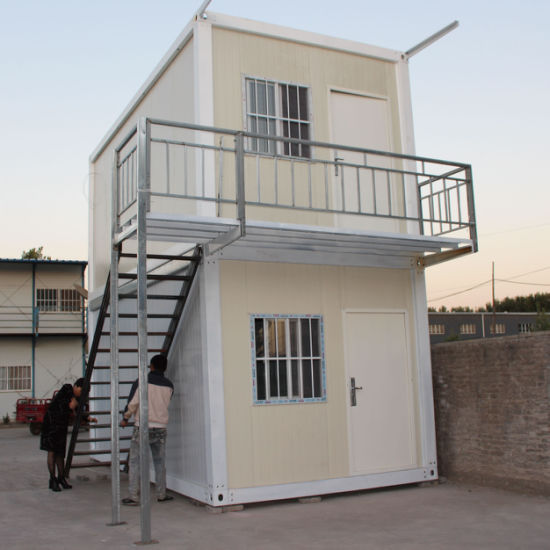 Modular Fireproof Shipping Container House