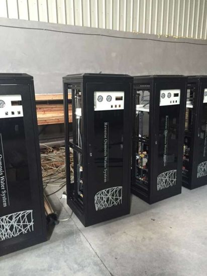 3000gpd Black Cabinet Series Industrial RO Water System