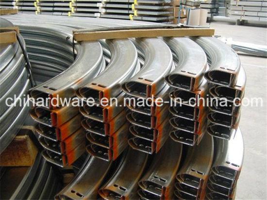 China Industrial Door2sectional Garage Door Vertical Track