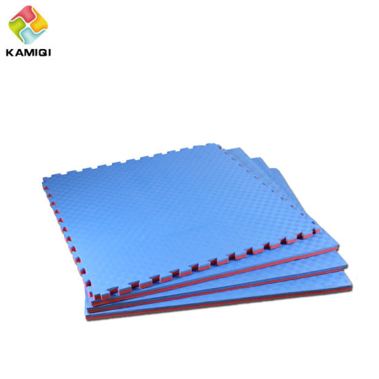Waterproof EVA 20mm Thick Taekwondo Foam Floor Exercise Tatami Judo Mats for Gym pictures & photos