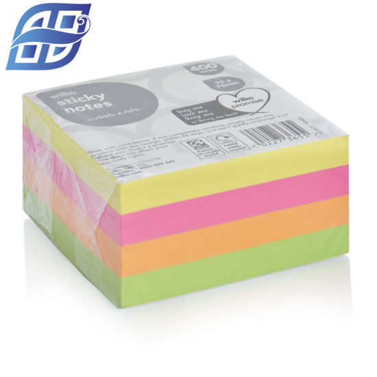 China Kraft Paper Memo Pad With Pins For Office Work GN007 China