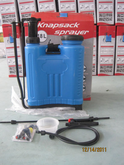 18L Agricultural Knapsack Backpack Sprayer / Hand Sprayer (HT-18B) pictures & photos