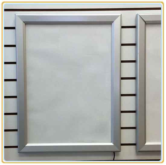 China Good Quality A0 Snap Frame LED Slim Light Box - China Slim ...
