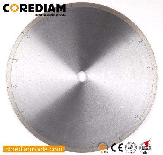 350mm Silent Tile Cutting Blade Diamond