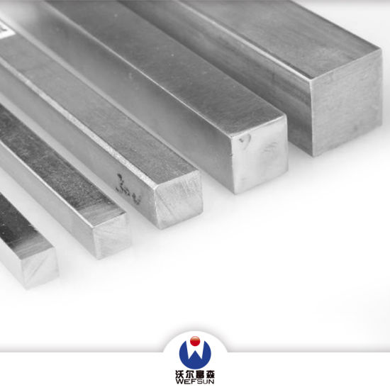 China Square Steel Bar with GB ASTM Standards - China