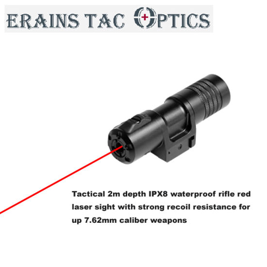 Tactical 2m Depth 48h Water-Proof Minus 20 Celsius Working Sniper Rifle Military Rifle Red Laser Sight