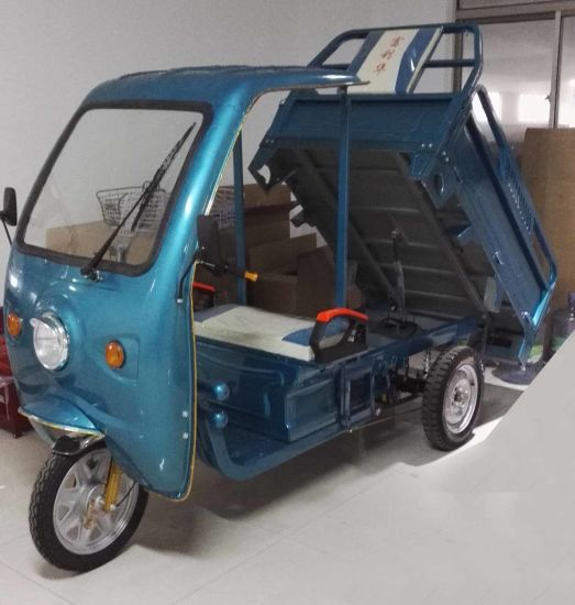 The Battery Tricycle for Cargo and Passenger pictures & photos