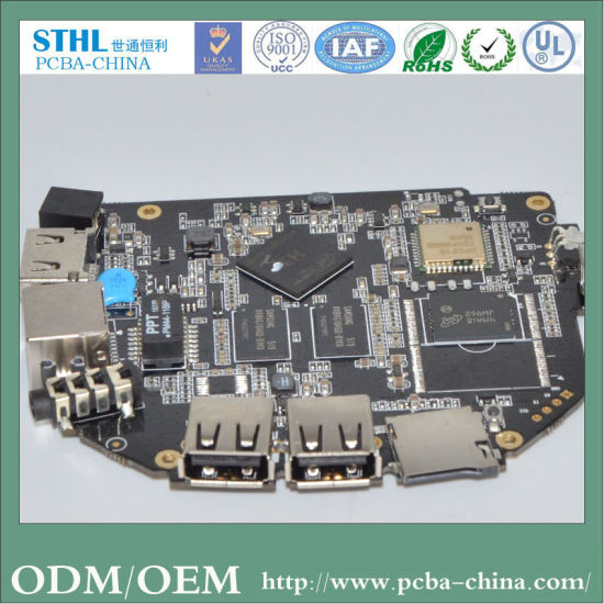 PCB HS Code Air Conditioner PCB Controller Samsung Mobile PCB