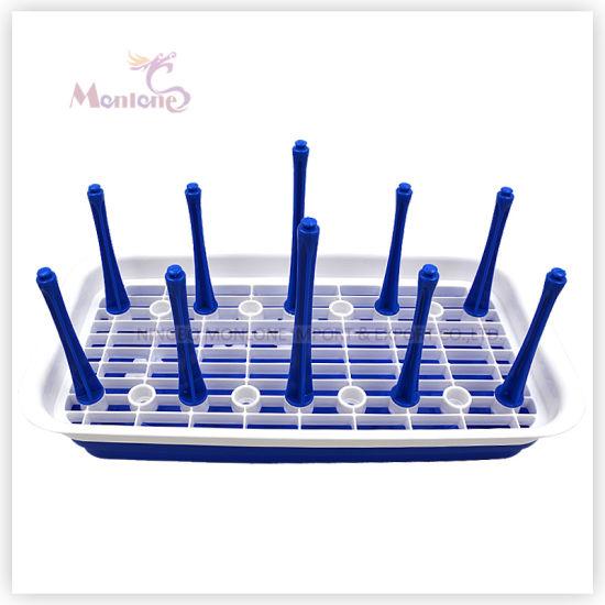 Plastic Mug Rack Glass Cup Organizer Drying Holder