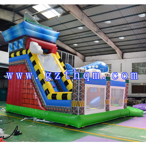 The Spacecraft Inflatable Bouncer/Children′s Toys City Inflatable Bouncer pictures & photos