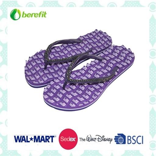 Good Quality EVA Sole Women Slippers