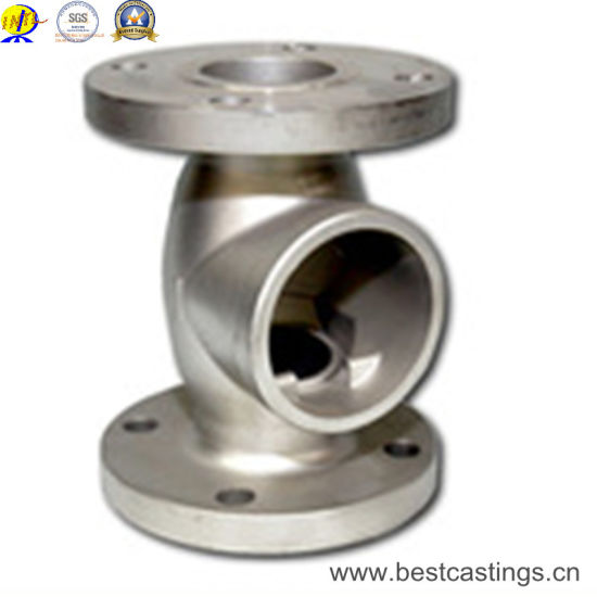 Stainless Steel Investment Casting for Check Valve Body pictures & photos