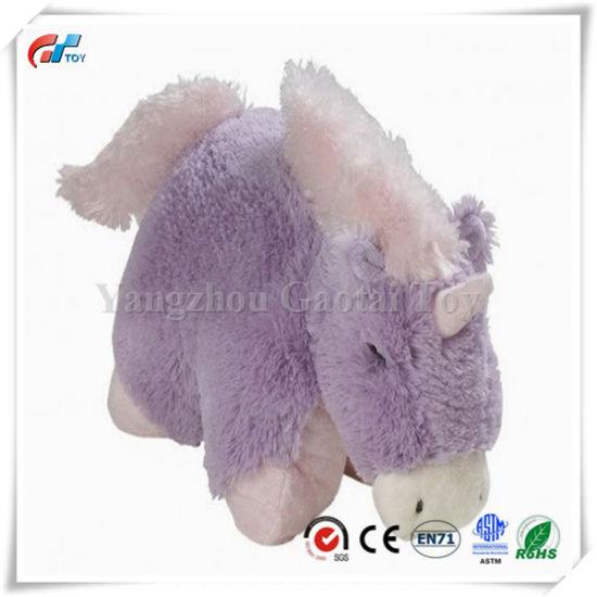 """18"""" Stuffed Animal Plush Toy Unicorn Pillow Plush Pet"""