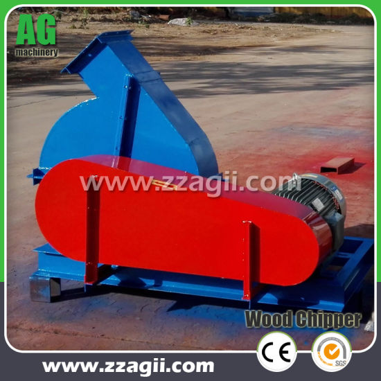 China Factory Supply Competitive Price Disc Wood Chipper Shredder