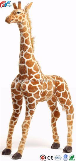 4 1/2 Foot Giant Stuffed Animal Jumbo Plush