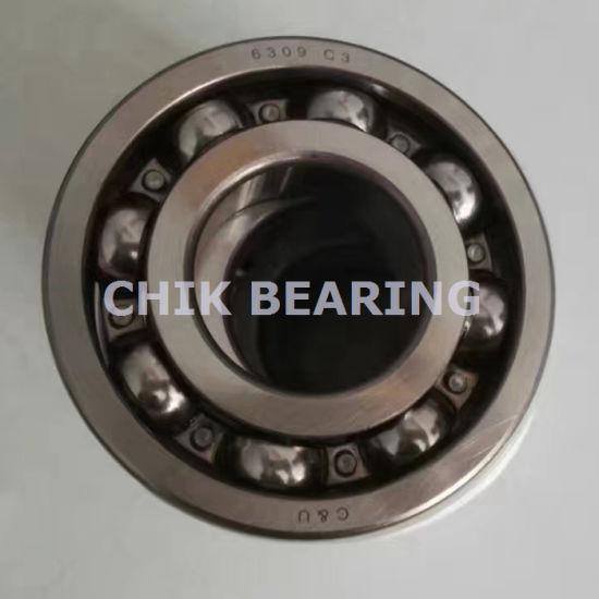 C3 6306-ZZ metal shields bearing 6306 2Z ball bearings 6306ZZ ABEC1 Qty. 2