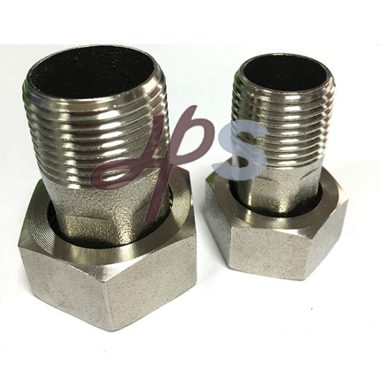 Environment Protection Stainless Steel Water Meter Coupling pictures & photos