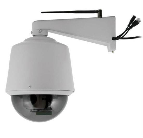 800tvl 1.0 Megapixel HD PTZ IP Camera WiFi Wireless with Pan/Tilt/Zoom Outdoor Dome IP Network CCTV Camera