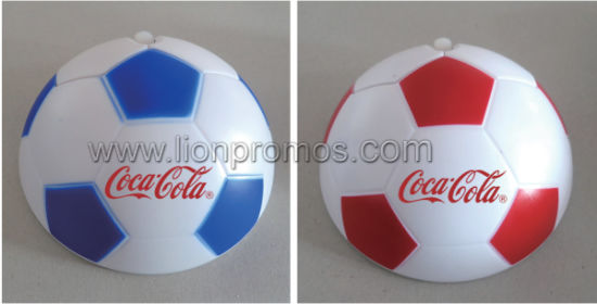 World Cup Football Games Promotional Gifts Half Round Football Shape 2.4G Bluetooth Wireless Mouse for Computer pictures & photos