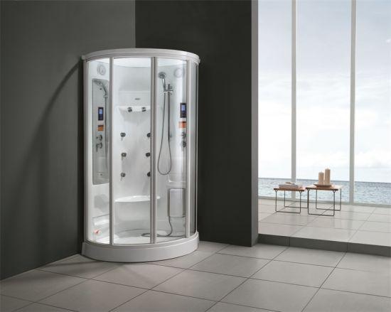 Monalisa Modern Glass Steam Shower Room (M-8225)