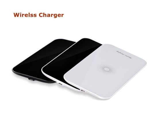 2015 New Hot RoHS Certificated Universal Wireless Charger for Mobile Phone pictures & photos