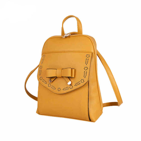 Fashion Korea Style School Bag PU Leather Laser Backpack (ZX10220) pictures    photos 3dc53f70e02f4