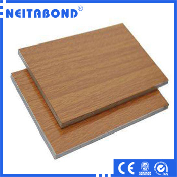 New Design Wooden Coating ACP Sheet for Decoration with Factory Price