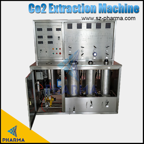 5L Supercritical CO2 Herbal Extraction Equipment/CO2 Oil Extraction Machine