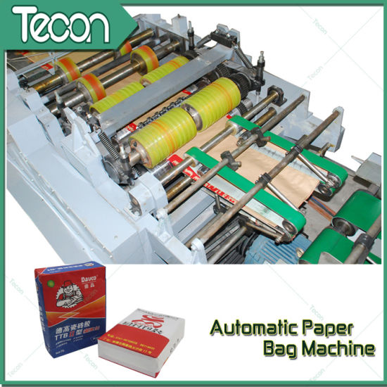 High-Speed Producing Paper Bags Machinery pictures & photos