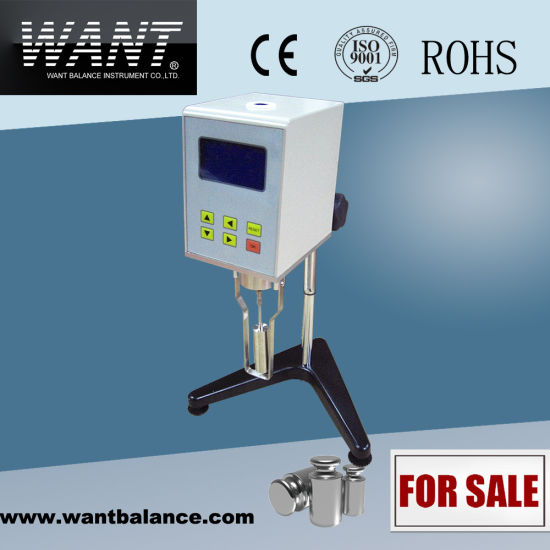 Hot Sell Electronic Digital Laboratory Rotary Viscometer