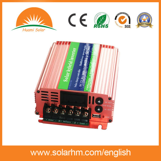 (HM-24-800) 24V 800W Hybrid Inverter Can with City Power pictures & photos
