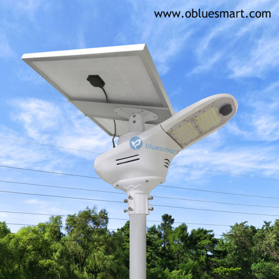 High Quality Solar Powered Street Lamp for Project Lighting