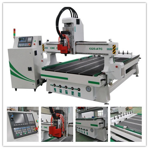 Hsd Syntec 4 X8 Carousel Tool Magazine 1325 Atc Woodworking Cnc Router