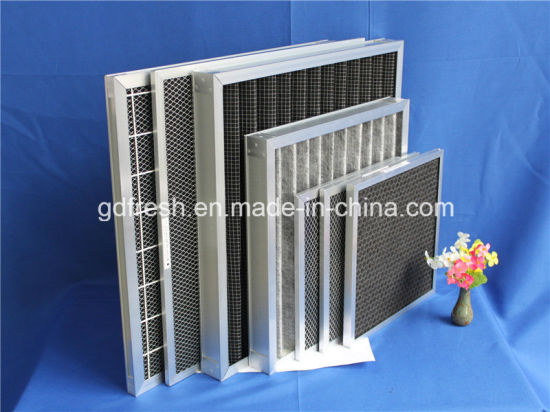 Active Carbon Coarse Air Filter pictures & photos