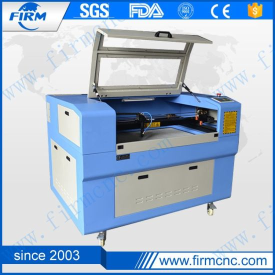 Paper Acrylic Cloth CO2 CNC Laser Engraving/ Cutting Machine pictures & photos