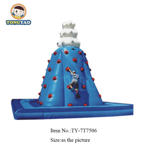 Outdoor Amusement Park Fun Inflatable Rock Climbing for Sale (TY-7T7506) pictures & photos