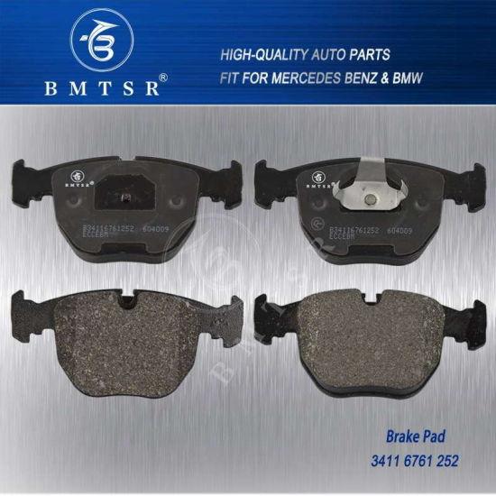 China Auto Parts Car Brake Pads for E39/E38/E83