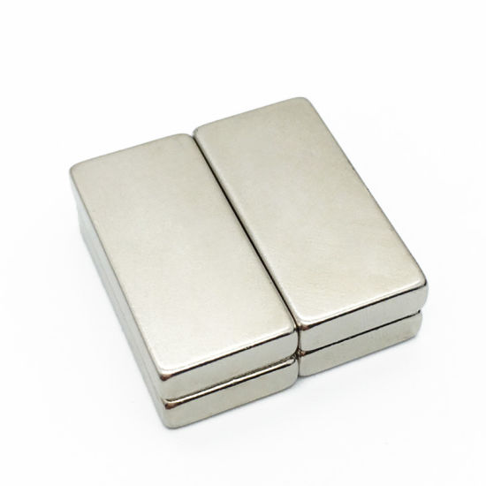 High Quality Bar Neodymium Magnets for Running Shoes Buckles