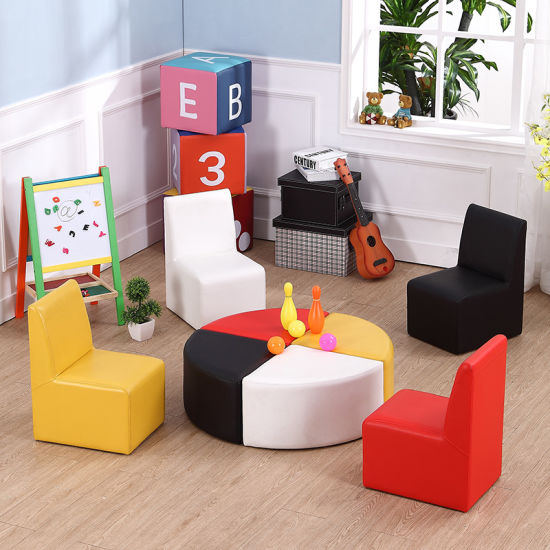 New Design -Kids Party Furniture Sectional Sofa pictures & photos