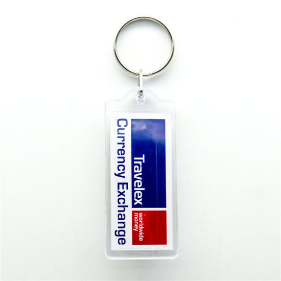 Company Souvenir Gift Blank Leather Key Tag Bottle Opener Badge pictures & photos