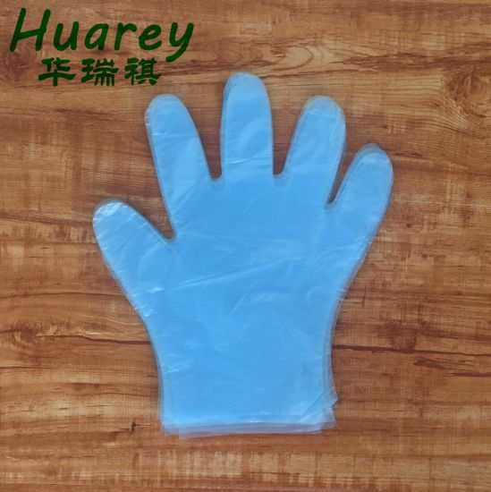 Polyethylene Plastic Gloves with High Quality and Cheap Price